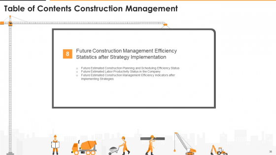 Construction_Management_For_Optimizing_Resource_Efficiency_And_Labor_Capacity_Ppt_PowerPoint_Presentation_Complete_With_Slides_Slide_35
