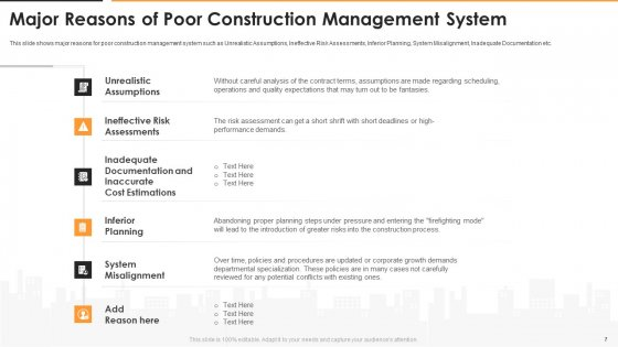 Construction_Management_For_Optimizing_Resource_Efficiency_And_Labor_Capacity_Ppt_PowerPoint_Presentation_Complete_With_Slides_Slide_7