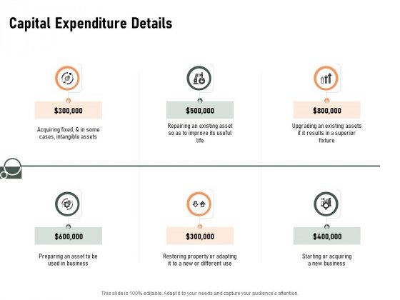 Construction Production Facilities Capital Expenditure Details Ppt Slides Introduction PDF