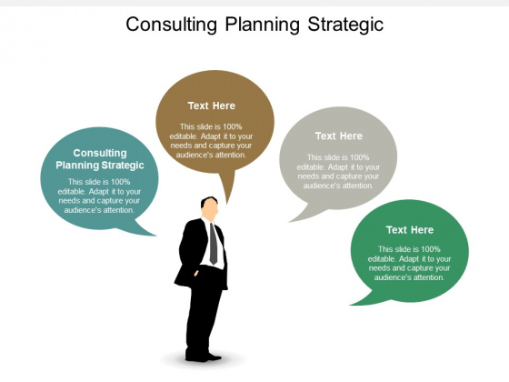 Consulting Planning Strategic Ppt PowerPoint Presentation Model Show Cpb