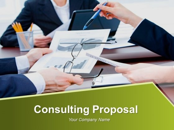 Consulting Proposal Ppt PowerPoint Presentation Complete Deck With Slides