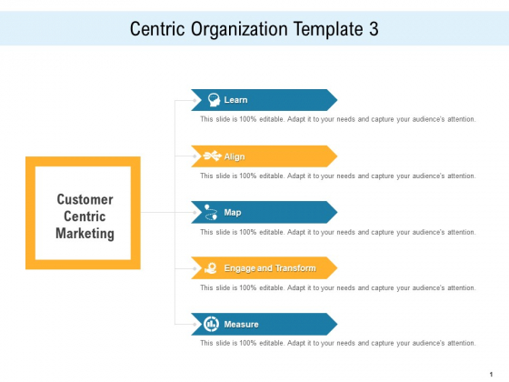 Consumer Centric Promotion Centric Organization Template Marketing Ppt Infographic Template Design Templates PDF