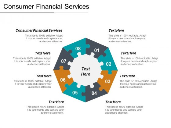 Consumer Financial Services Ppt PowerPoint Presentation Infographic Template Master Slide Cpb