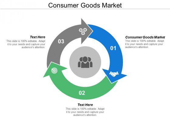 Consumer Goods Market Ppt Powerpoint Presentation Portfolio Design Inspiration Cpb