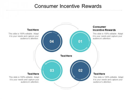 Consumer Incentive Rewards Ppt PowerPoint Presentation Pictures Outfit Cpb
