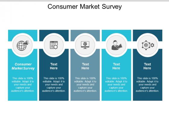 Consumer Market Survey Ppt PowerPoint Presentation Gallery Ideas