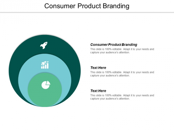 Consumer Product Branding Ppt PowerPoint Presentation Layouts Vector Cpb