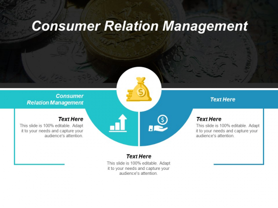Consumer Relation Management Ppt PowerPoint Presentation Slides Layouts Cpb