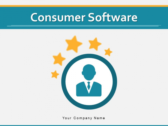 Consumer_Software_Strategy_Social_Media_Ppt_PowerPoint_Presentation_Complete_Deck_Slide_1