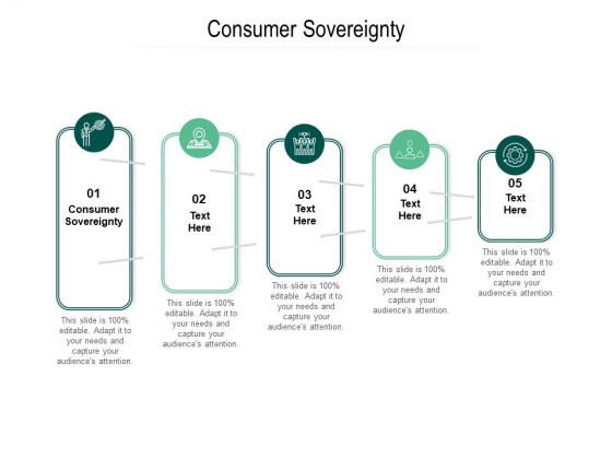 Consumer Sovereignty Ppt PowerPoint Presentation Portfolio Design Templates Cpb Pdf