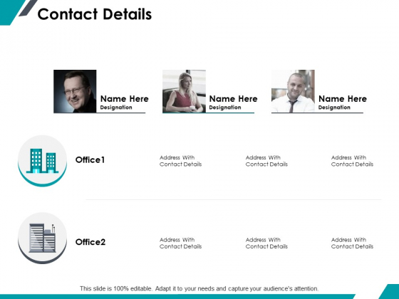 Contact Details Ppt PowerPoint Presentation Pictures Gridlines