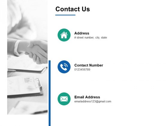 Contact Us Address Ppt PowerPoint Presentation Icon Background