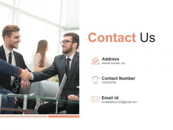 Contact Us Business Ppt PowerPoint Presentation Model Information