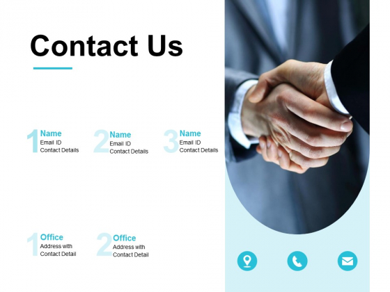 Contact Us Management Ppt PowerPoint Presentation Inspiration Graphics