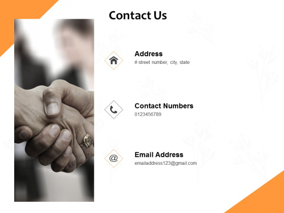Contact Us Management Ppt PowerPoint Presentation Pictures Images