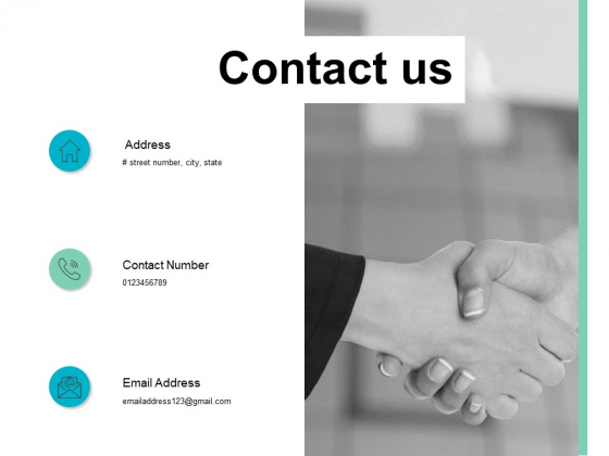 Contact Us Opportunities Ppt PowerPoint Presentation Infographic Template Model