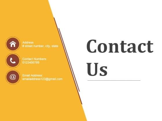 Contact Us Ppt PowerPoint Presentation Design Ideas