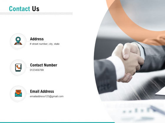 Contact Us Ppt PowerPoint Presentation Model Slides