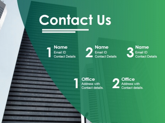 Contact Us Ppt PowerPoint Presentation Outline Graphics Example