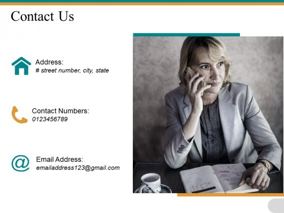 Contact Us Ppt PowerPoint Presentation Summary Professional