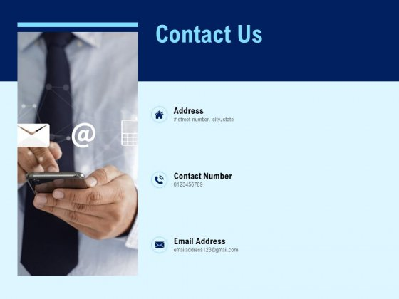 Contact Us Technology Ppt PowerPoint Presentation Outline Shapes