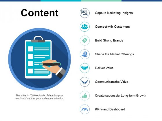 Content Business Management Ppt PowerPoint Presentation Styles Show