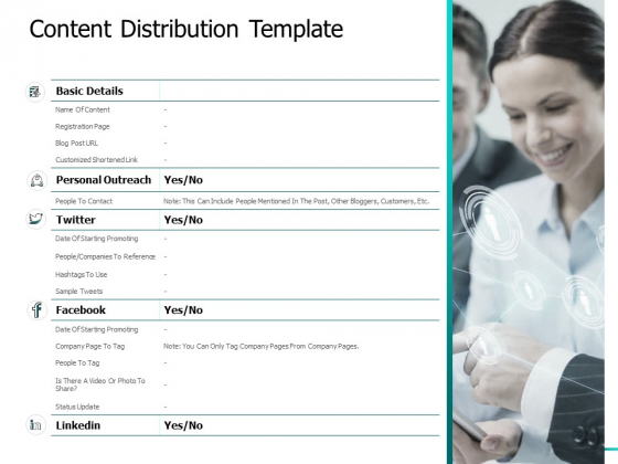 Content Distribution Template Ppt PowerPoint Presentation Pictures Shapes
