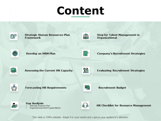 Content Gap Analysis Ppt Powerpoint Presentation File Layouts