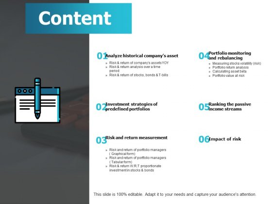 Content Investment Strategies Ppt PowerPoint Presentation Model Graphics Template