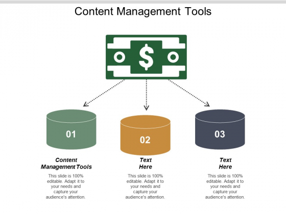 Content Management Tools Ppt PowerPoint Presentation Introduction Cpb