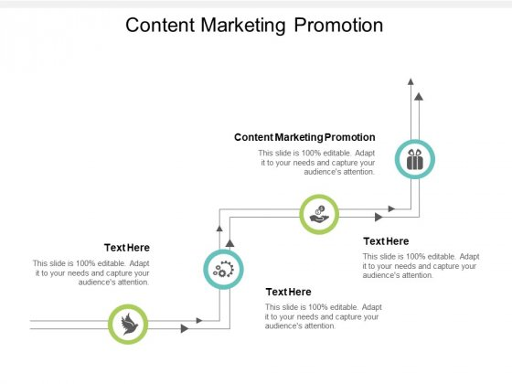 Content Marketing Promotion Ppt PowerPoint Presentation Pictures Microsoft Cpb