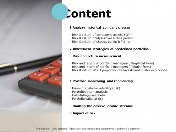 Content Measurement Ppt PowerPoint Presentation Outline Skills
