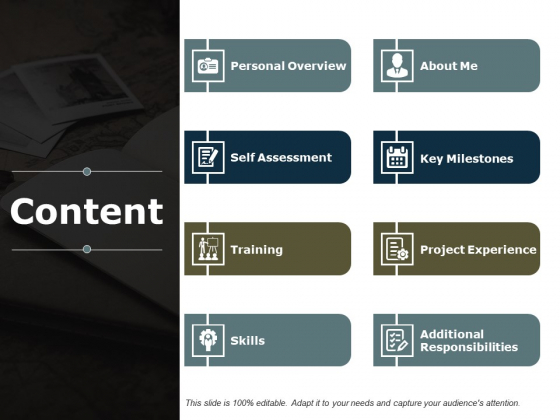 Content Personal Overview Ppt PowerPoint Presentation Professional Designs