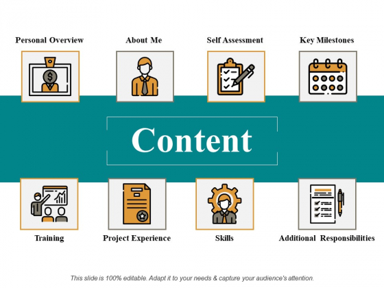 Content Ppt PowerPoint Presentation File Summary