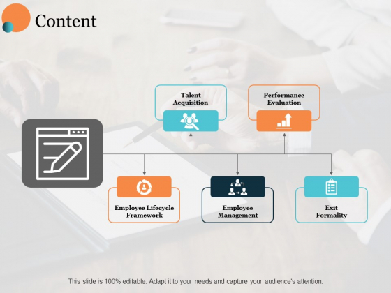 Content Ppt PowerPoint Presentation Model Backgrounds