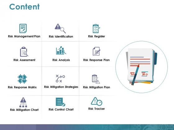 Content Ppt PowerPoint Presentation Outline Topics