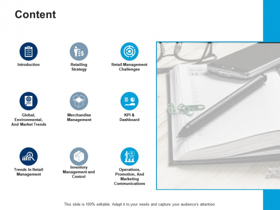 Content Retailing Strategy Ppt PowerPoint Presentation Icon Microsoft