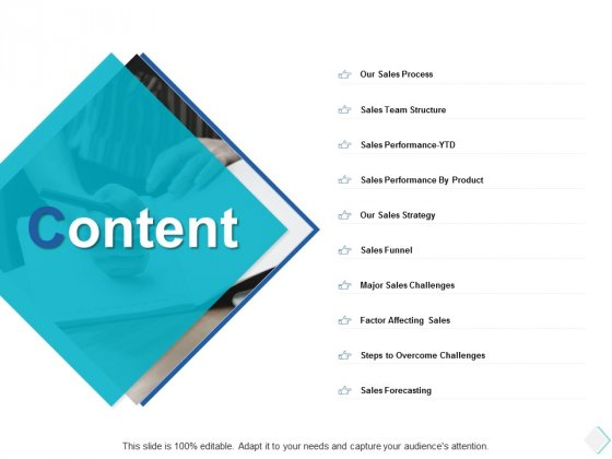 Content Sales Strategy Ppt PowerPoint Presentation Infographics Portfolio