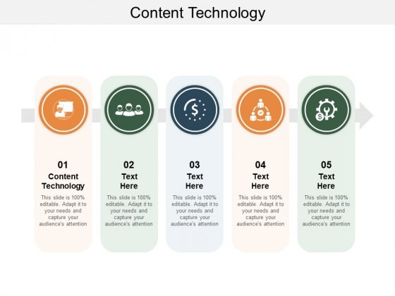 Content Technology Ppt PowerPoint Presentation Inspiration Gridlines Cpb