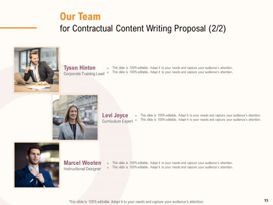 Content_Writer_Proposal_Template_Ppt_PowerPoint_Presentation_Complete_Deck_With_Slides_Slide_15