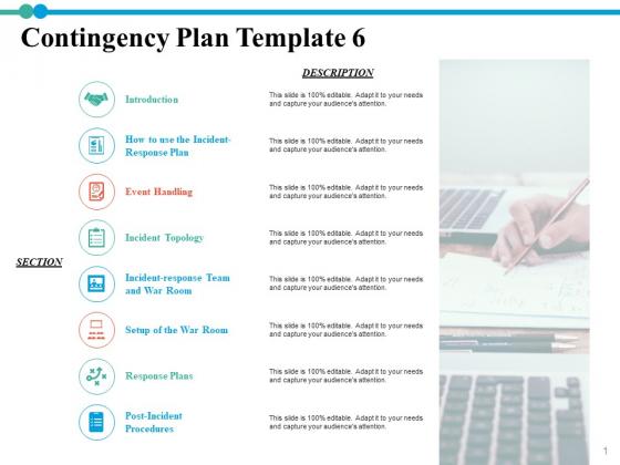 Contingency Plan Response Plans Ppt PowerPoint Presentation Portfolio Templates