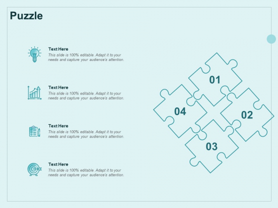 Continual Improvement Model Puzzle Ppt Infographics Graphics PDF
