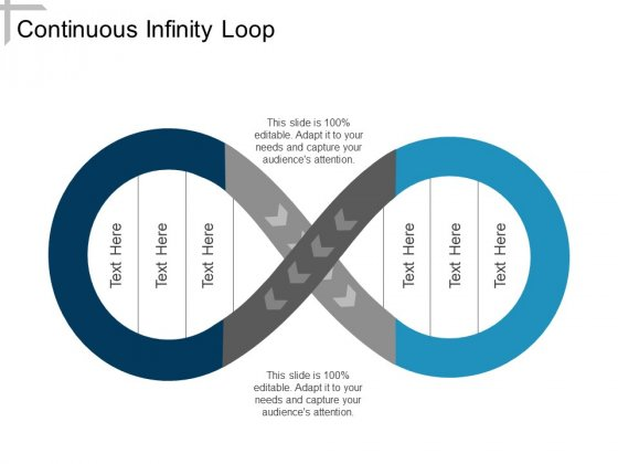 Continuous Infinity Loop Ppt PowerPoint Presentation Professional Example File