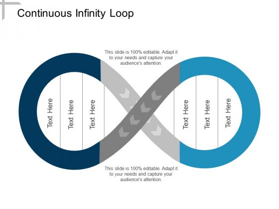 Continuous Infinity Loop Ppt PowerPoint Presentation Show Graphics Tutorials