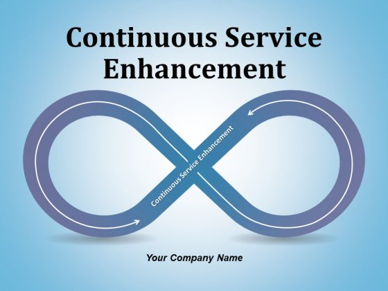 Continuous Service Enhancement Ppt PowerPoint Presentation Complete Deck With Slides
