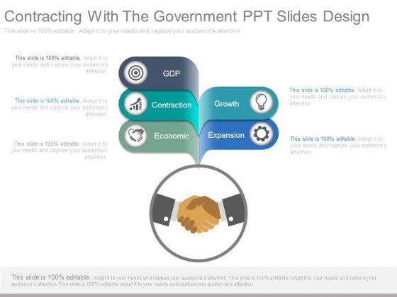 Contracting With The Government Ppt Slides Design