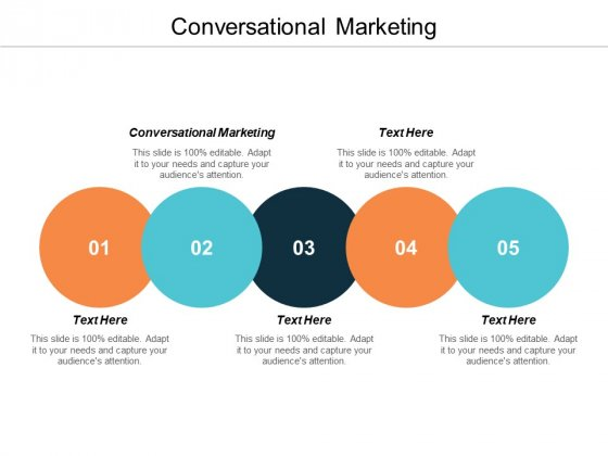 Conversational Marketing Ppt PowerPoint Presentation Icon Example Topics Cpb