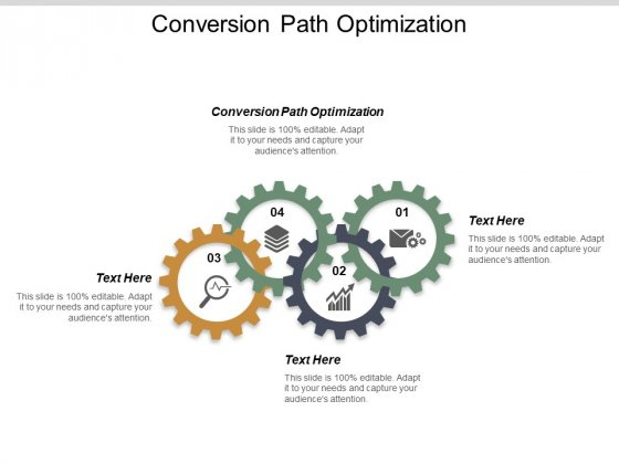 Conversion Path Optimization Ppt PowerPoint Presentation Professional Skills Cpb