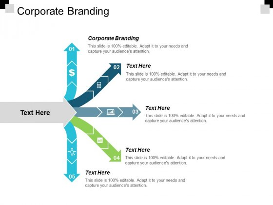 Corporate Branding Ppt Powerpoint Presentation Pictures Inspiration Cpb