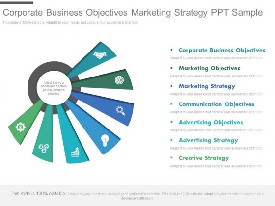 Business strategy competitive advantages ppt slide ocean.
